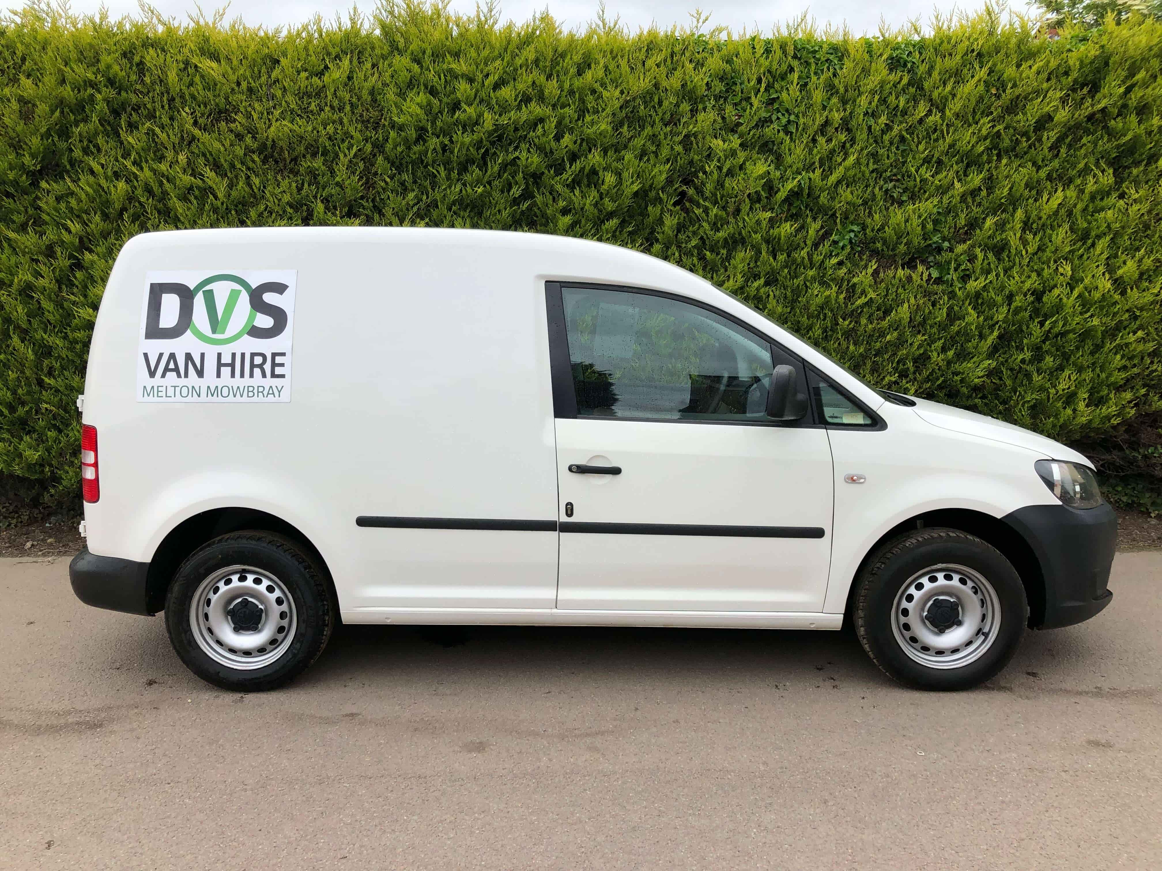 Small Van For Hire