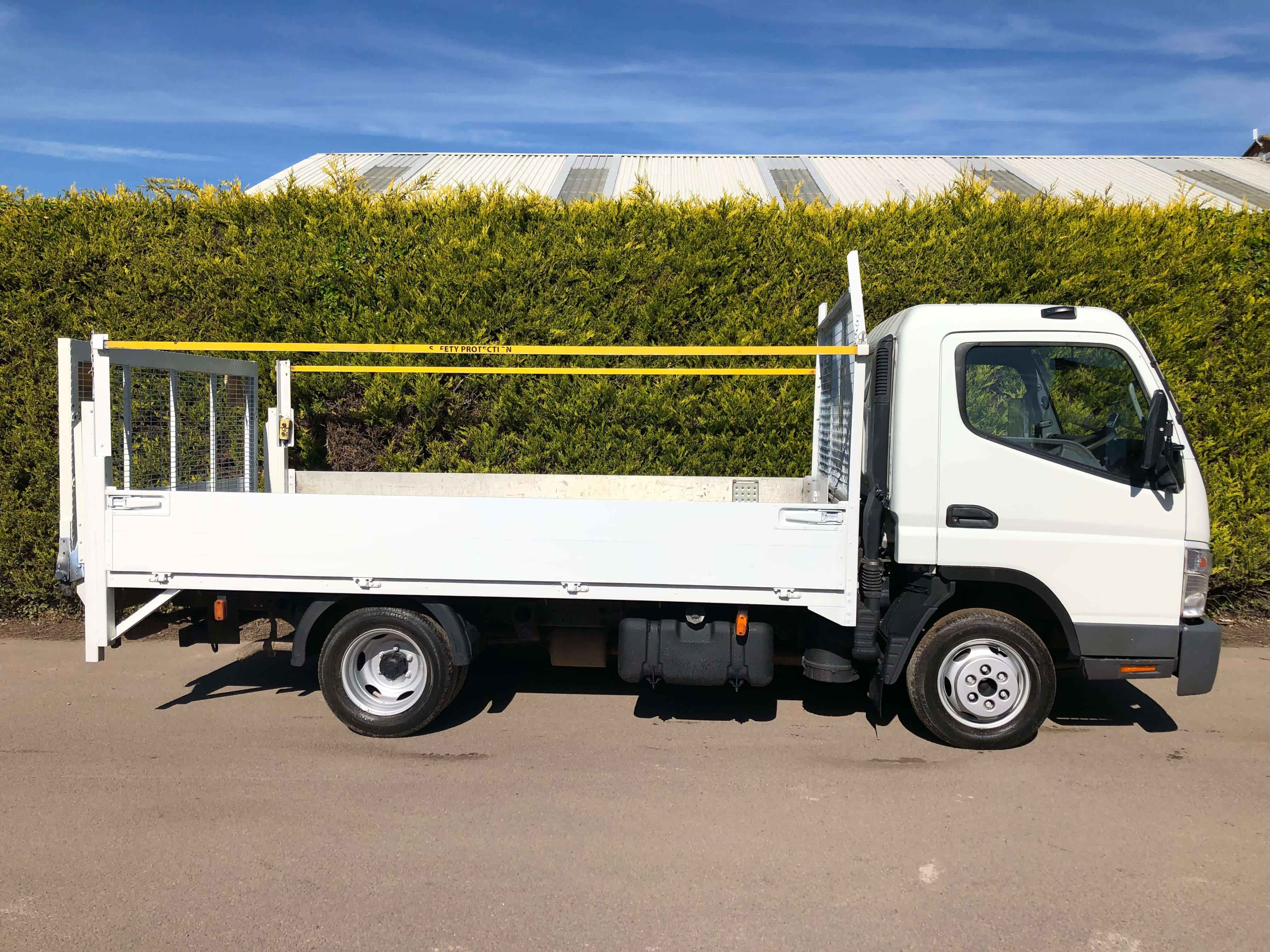 Dropside Tail Lift For Hire