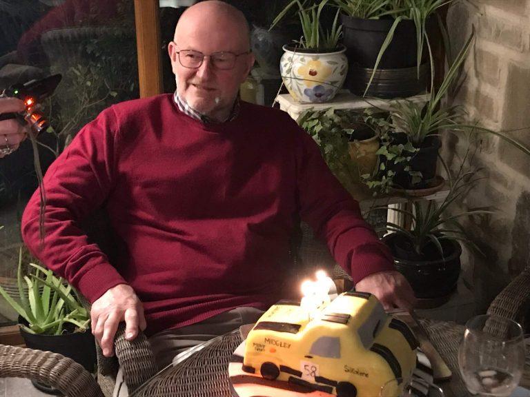 JOHN CELEBRATES HIS 70TH BIRTHDAY!