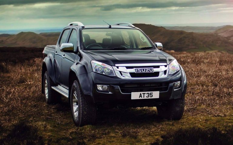 10/10 FOR THE ISUZU D-MAX AT35!!