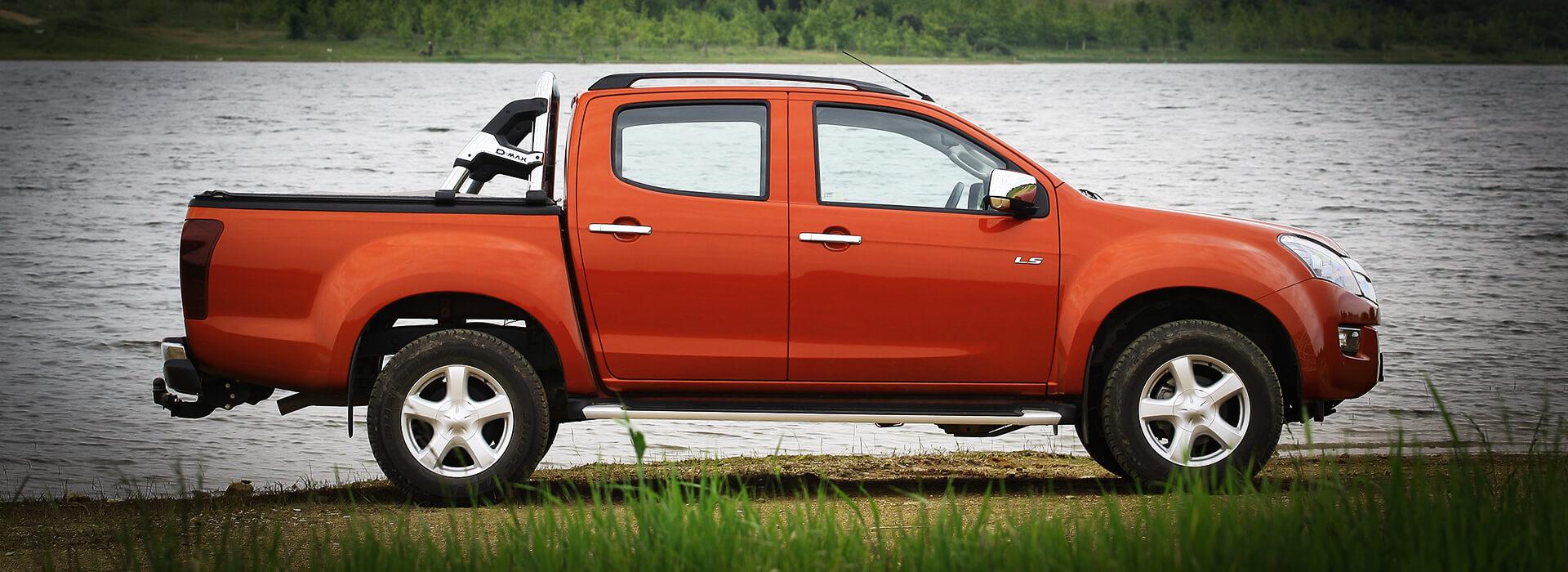New Isuzu cars in Skipton, North Yorkshire - Midgley Motor Cars