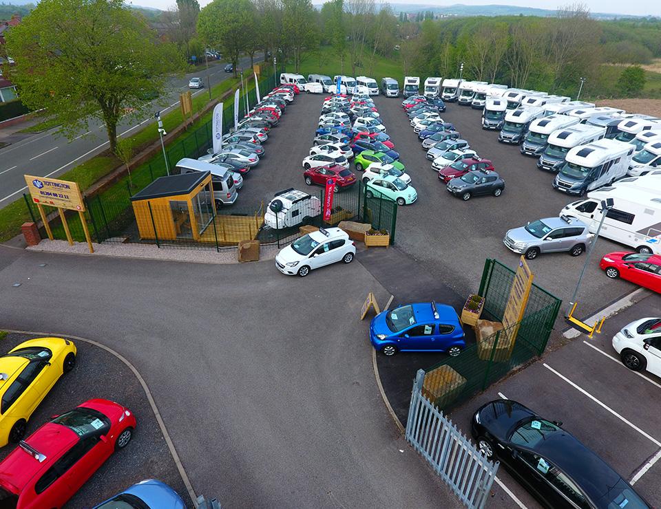 Used Motorhomes for Sale, Tottington Motor Company