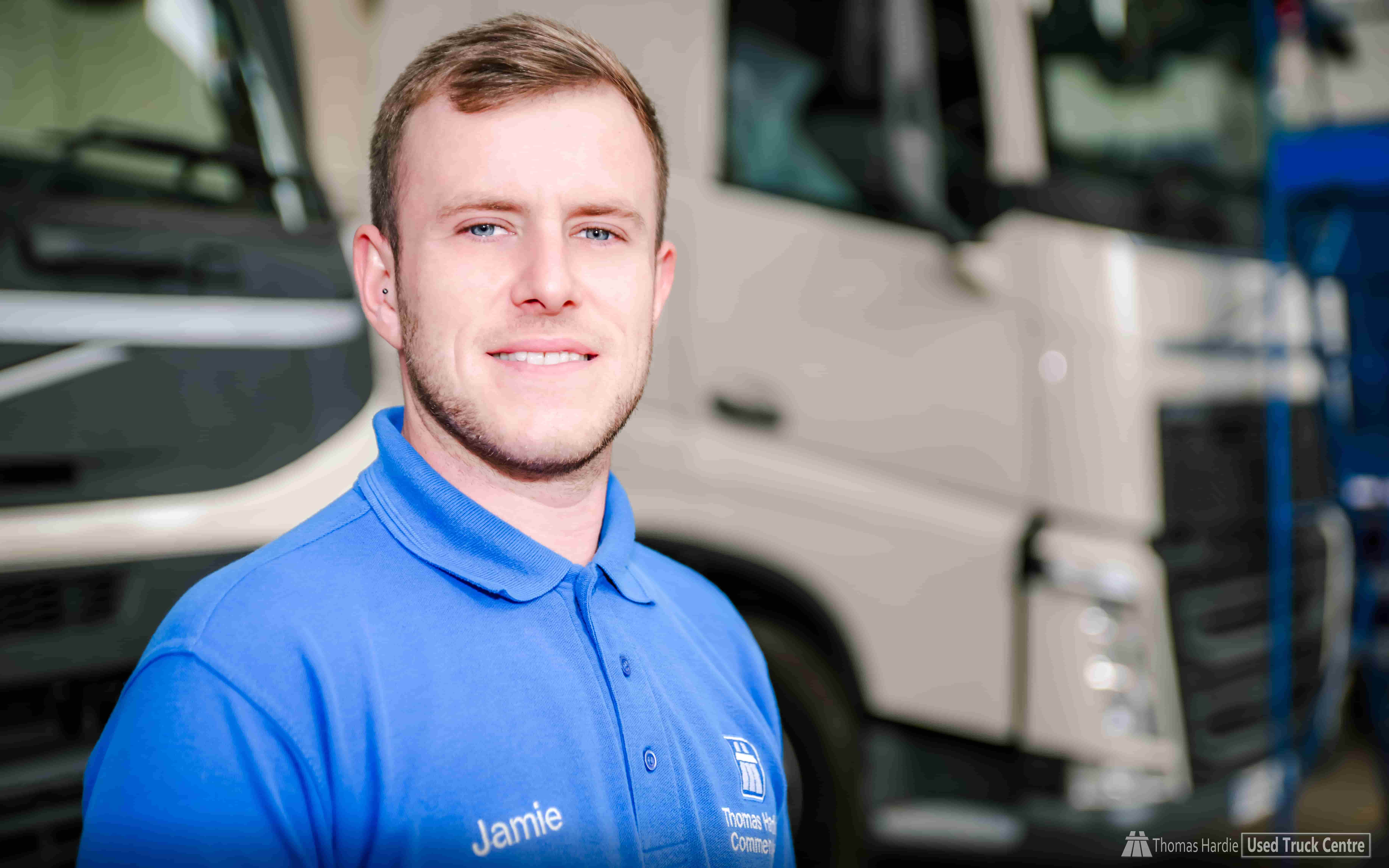 Thomas Hardie Used Volvo Trucks Centre - About Us - Thomas Hardie Used Trucks in Middlewich, Cheshire