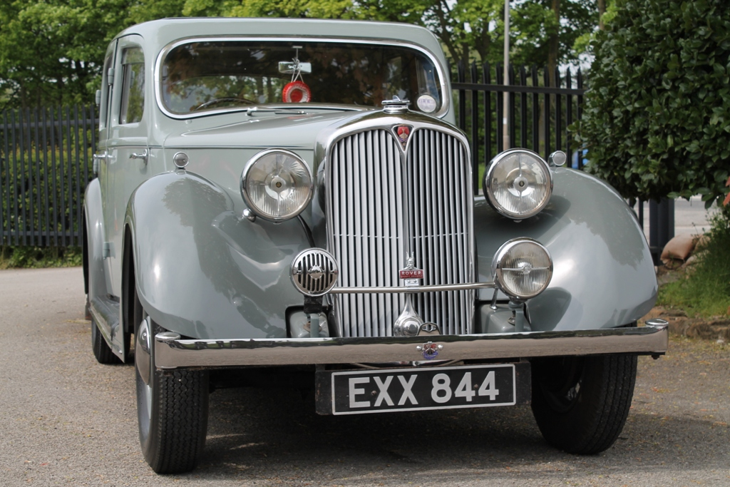Rover 12 - Classicwise