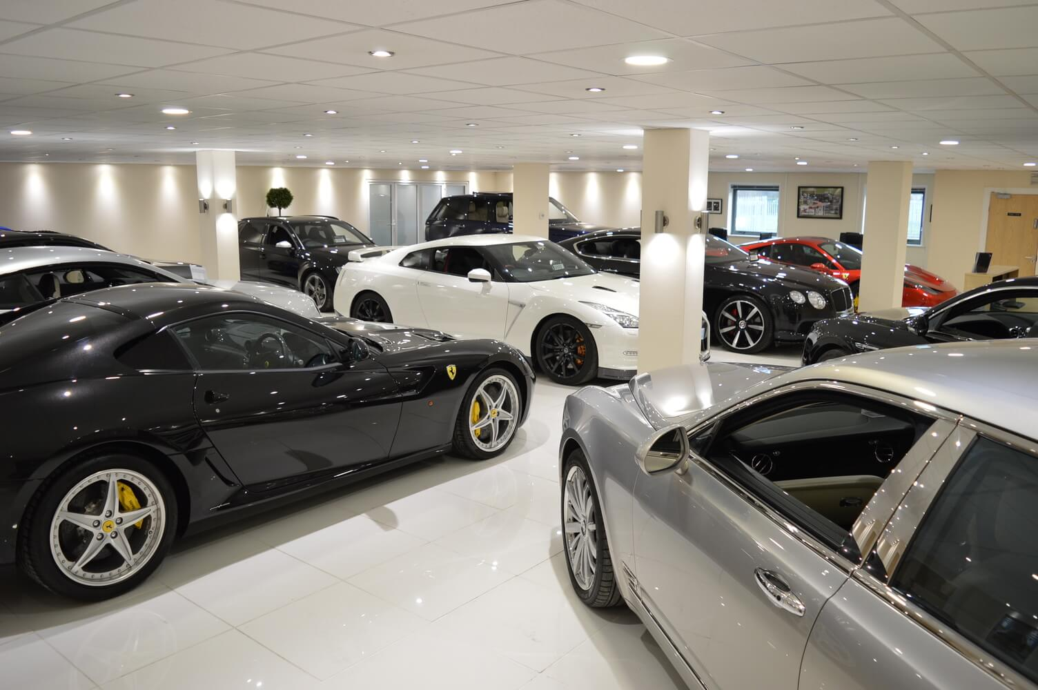 Our showroom alterations are now complete!