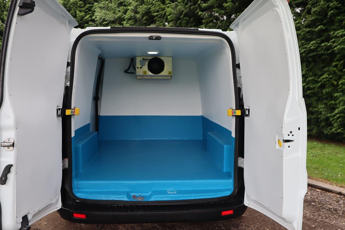 Ford Transit Custom New Shape Chiller (8) - BHRV Refrigerated Vans