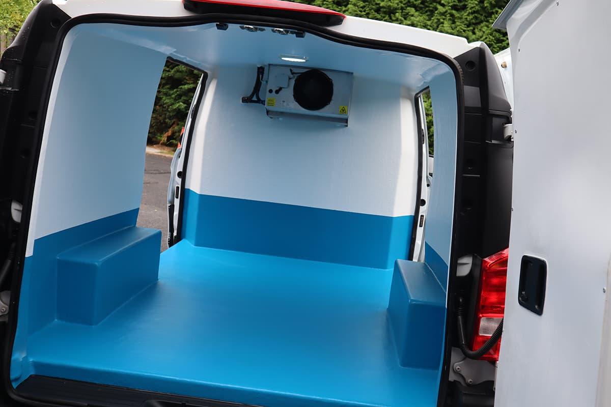 Mercedes Vito 2016 Lwb Chiller (5) - BHRV Refrigerated Vans