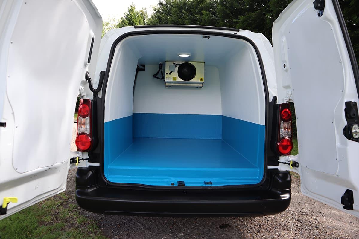 Peugeot Partner Chiller L2 (spring) (1) - BHRV Refrigerated Vans