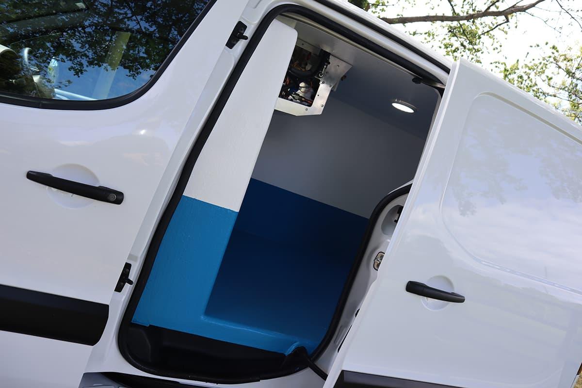 Peugeot Partner Chiller L2 (spring) (13) - BHRV Refrigerated Vans