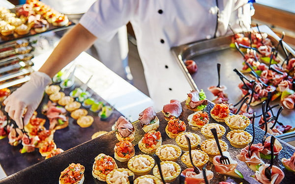 Caterers - BHRV Refrigerated Vehicle Specialist