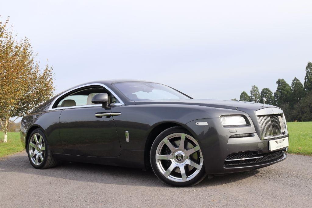 Rolls Royce Wraith Marlow Buckinghamshire 37535820 - Marlow Cars Ltd