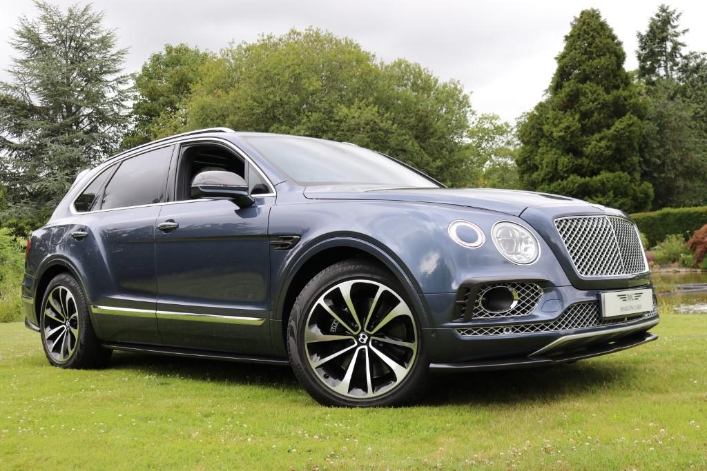 Bentley Bentayga Marlow Buckinghamshire 6591855 - Marlow Cars Ltd