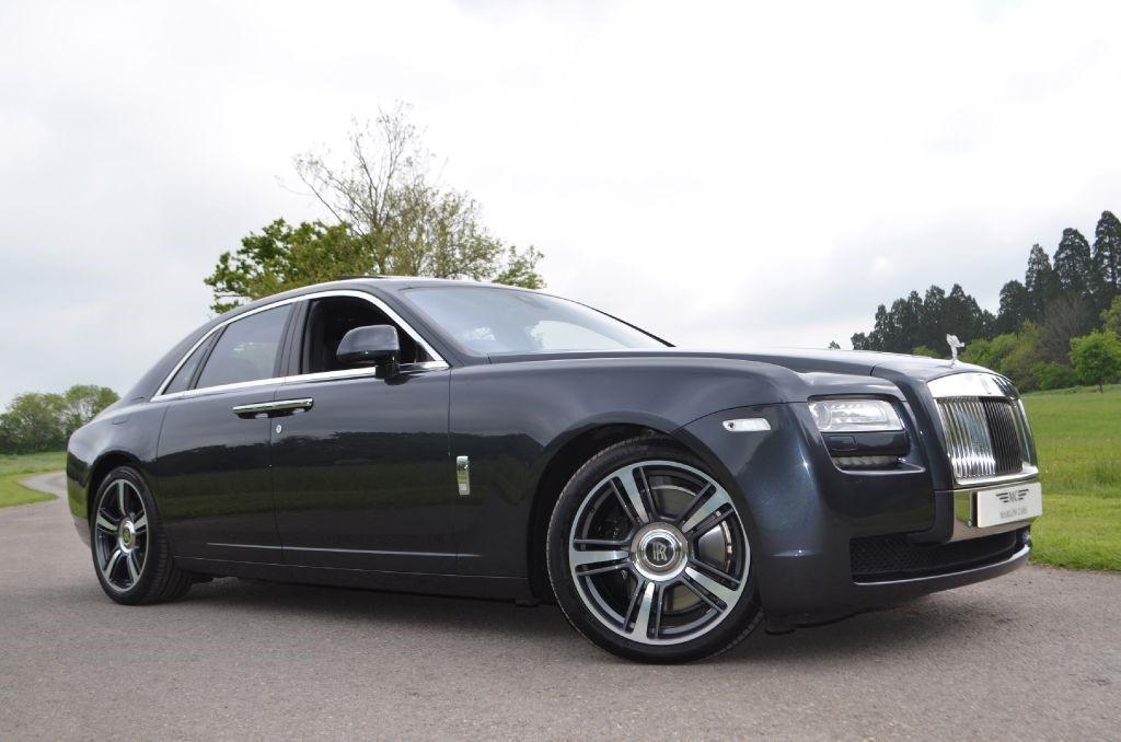 Rolls Royce Ghost Marlow Buckinghamshire 37371617 - Marlow Cars Ltd