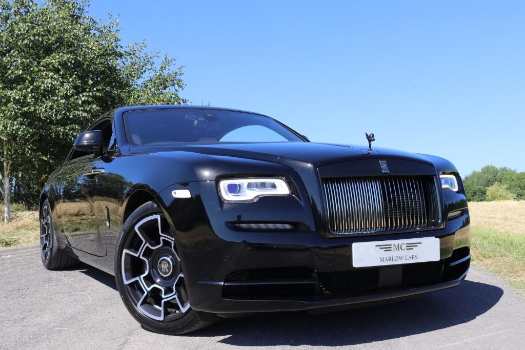 Rolls Royce Wraith Marlow Buckinghamshire 6566432 - Marlow Cars Ltd