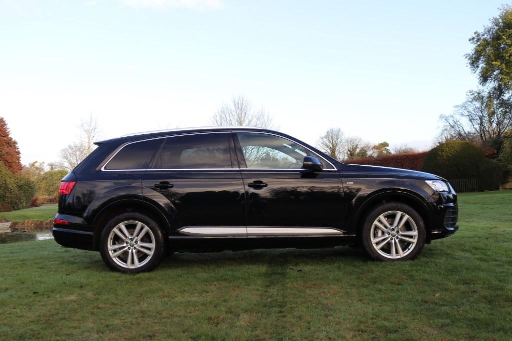 Audi Q7 Marlow Buckinghamshire 6538948 - Marlow Cars Ltd