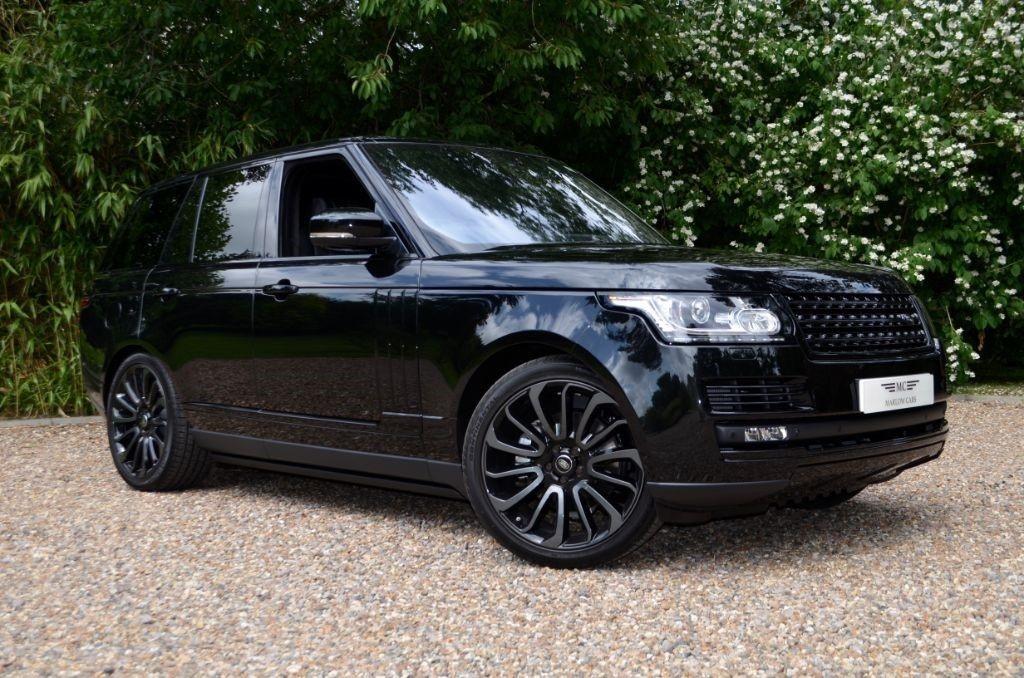 Land Rover Range Rover Marlow Buckinghamshire 39128773 (1) - Marlow Cars Ltd