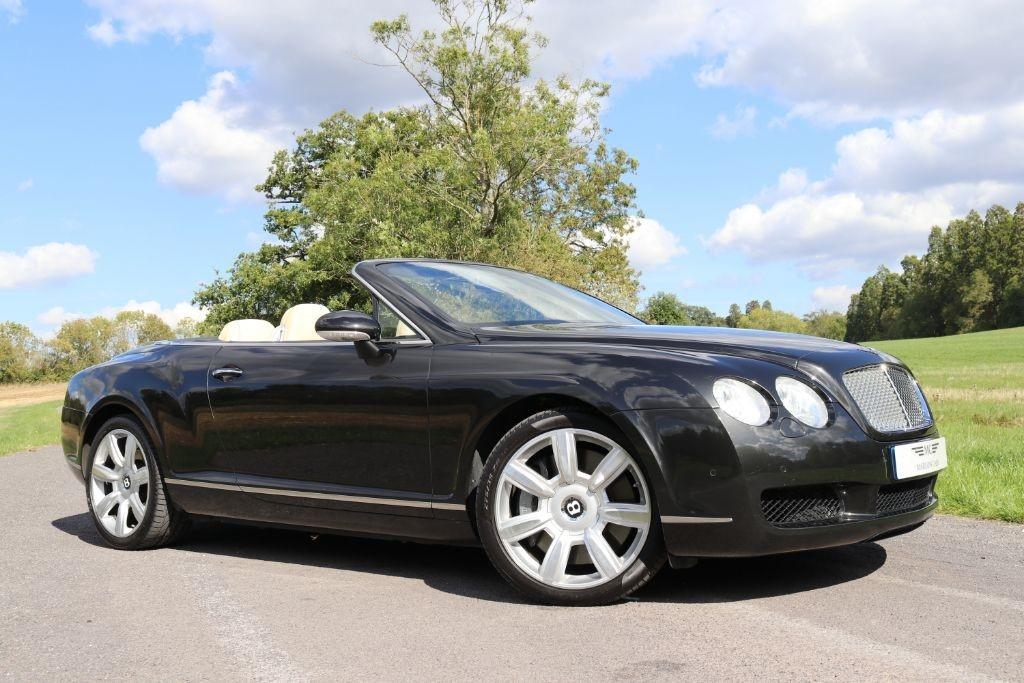 Bentley Continental Gtc Marlow Buckinghamshire 39812170 - Marlow Cars Ltd