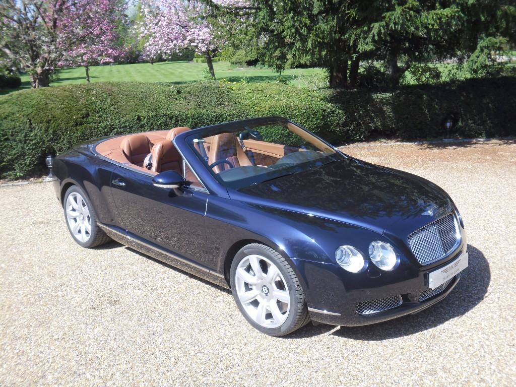 Bentley Continental Marlow Buckinghamshire 6549917 - Marlow Cars Ltd