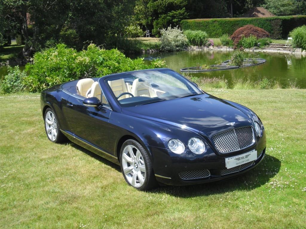 Bentley Continental Marlow Buckinghamshire 6567520 - Marlow Cars Ltd