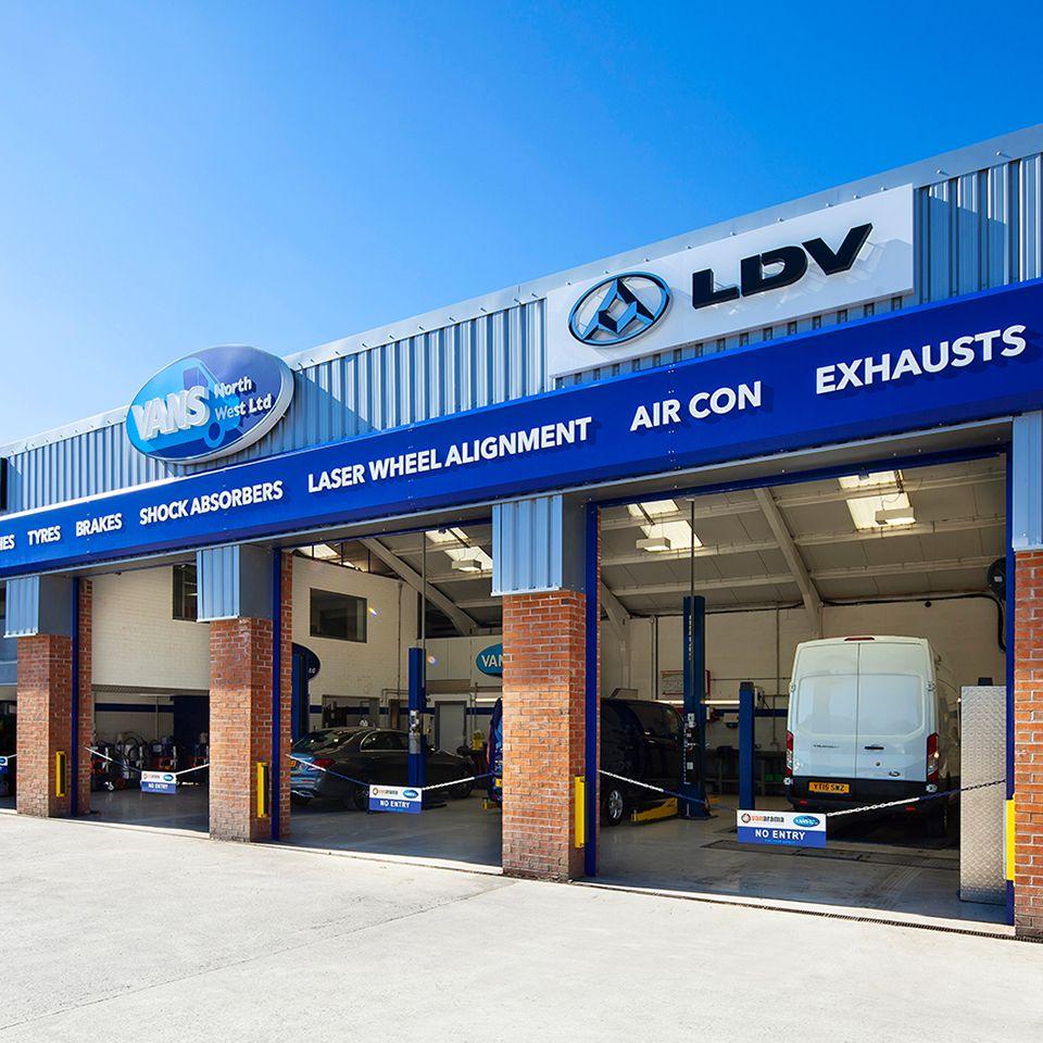Vnw Ltd 078 Result - Vans Northwest Ltd