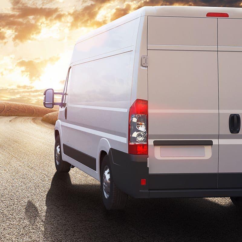 Selling A Van With Private Plate - Vans Northwest Ltd
