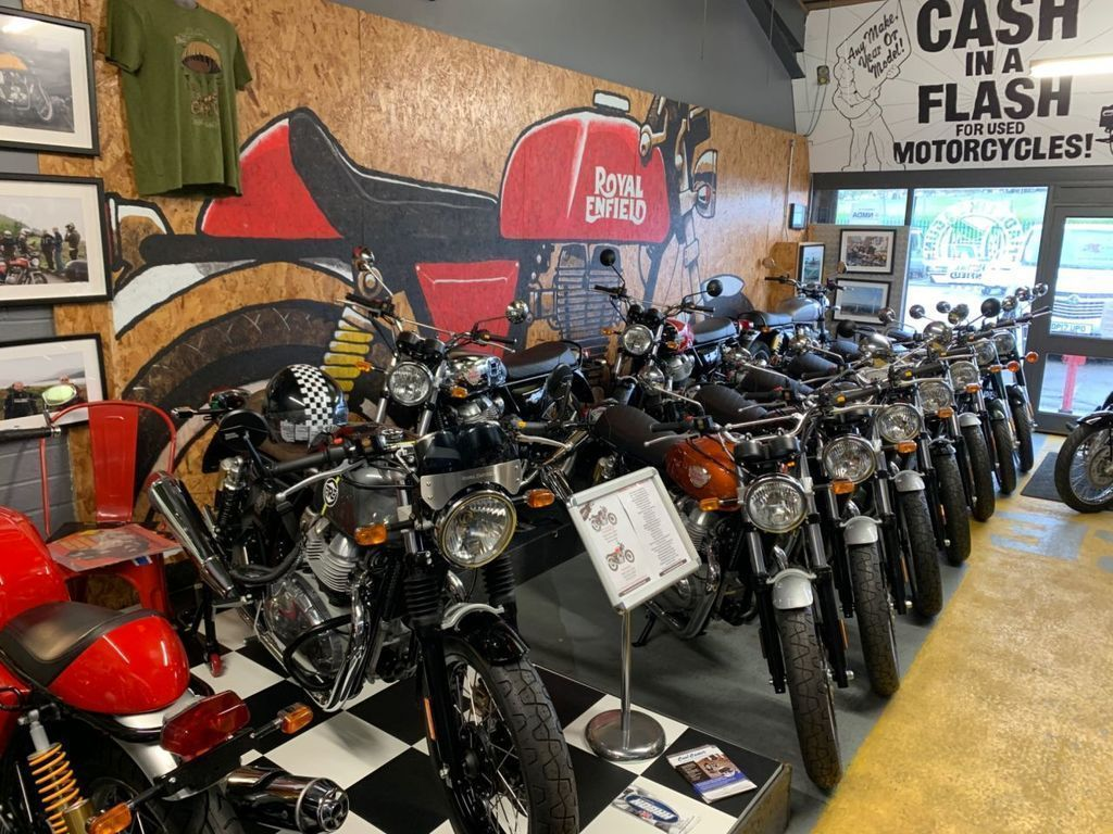 650 Twin Display - COOPERB MOTORCYCLES