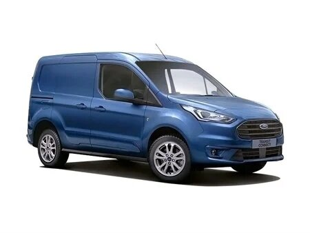 Ford Transit Connect 1.5 Diesel  For Hire
