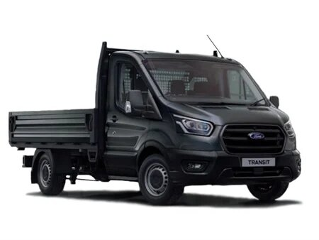 Ford Transit l4 drop side 130ps rwd  For Hire