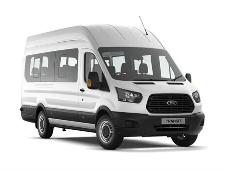 Ford Transit 460 l4 h3  rwd 130ps 17 seat bus  For Hire