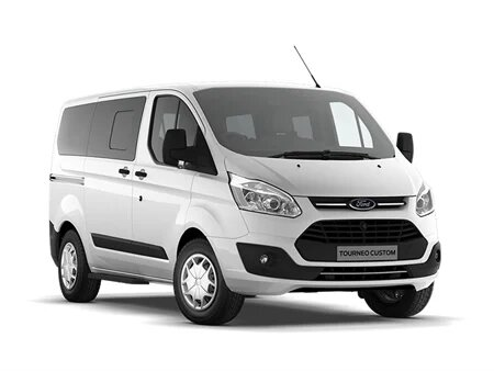 Ford Tourneo Custom l2 fwd 130ps 9 Seat Bus  For Hire