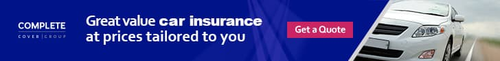 Ccg Car Insurance 728x90 Min - Great Coates Motors Limited