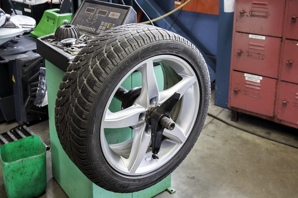 Keeping your tyres in good condition