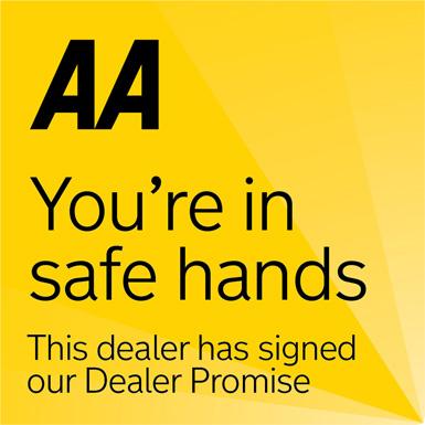 Aa Dealer Promise Button - Barnsley Commercial Sales Ltd