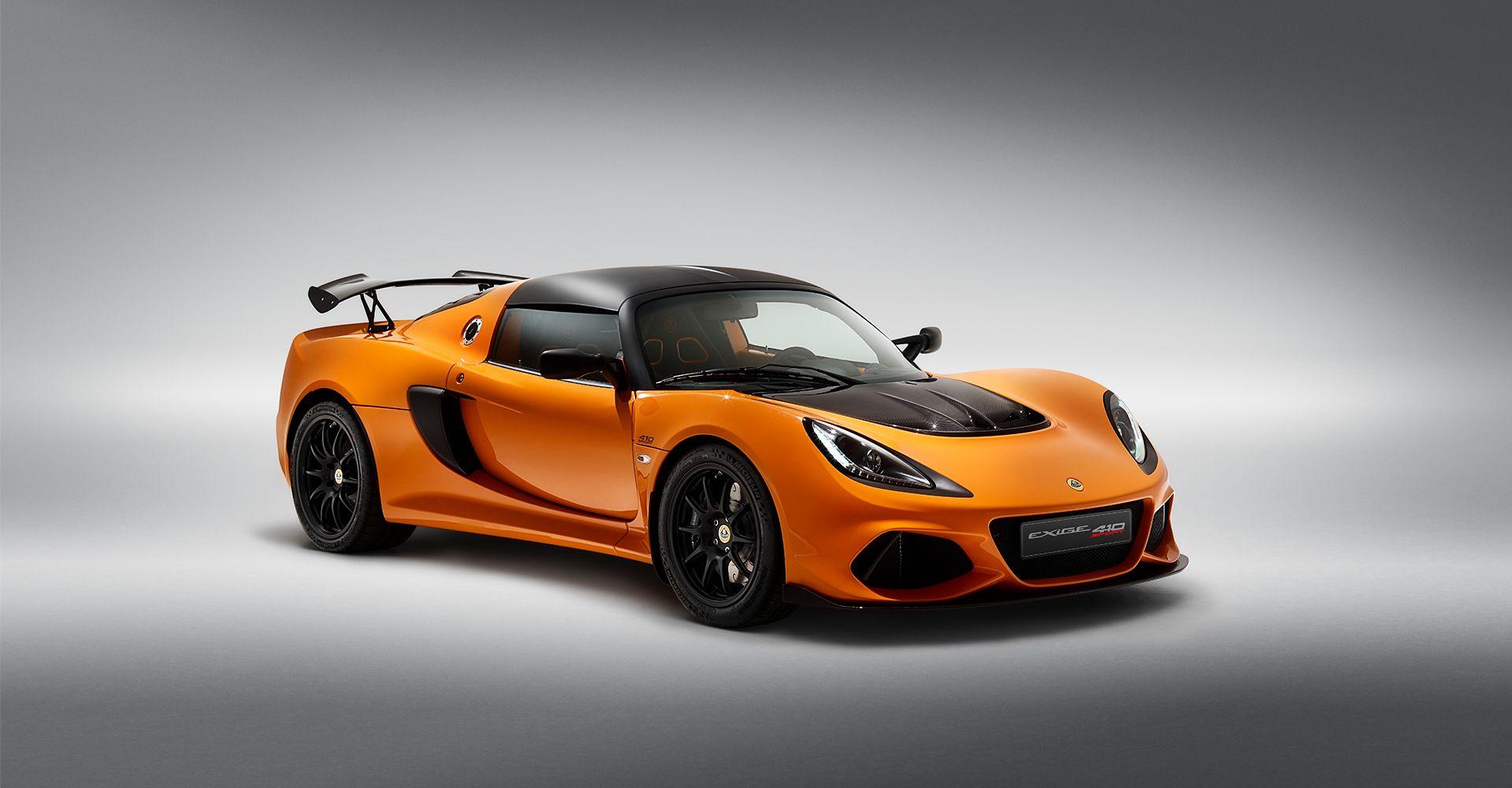 Exige Sport 410 Front Result - Central Lotus