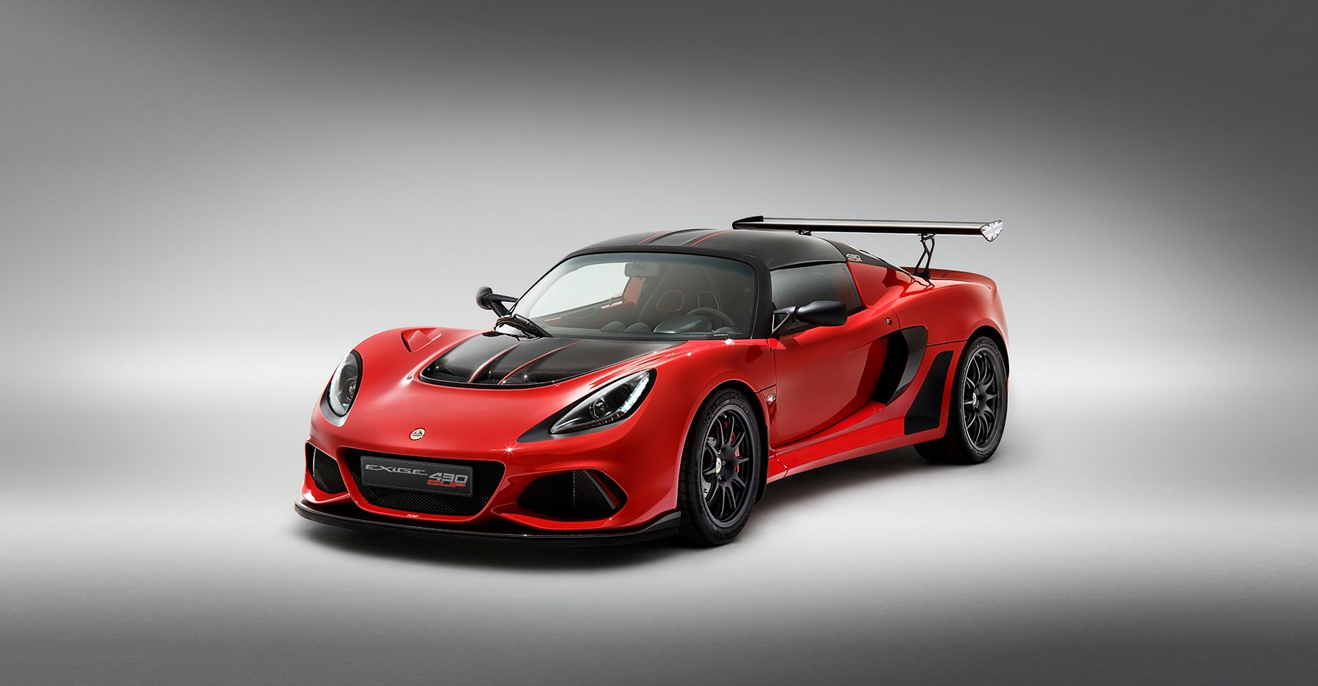 Exige Cup 430 Front Result - Central Lotus