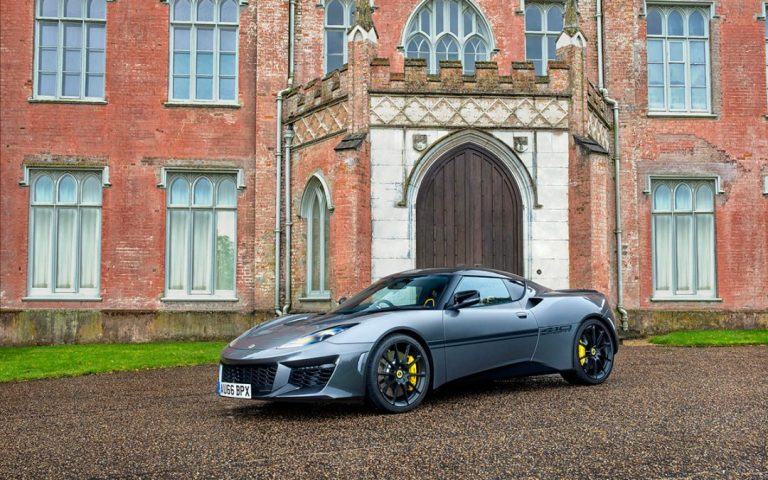 The New Lotus Evora Sport 410 – Pure Supercar