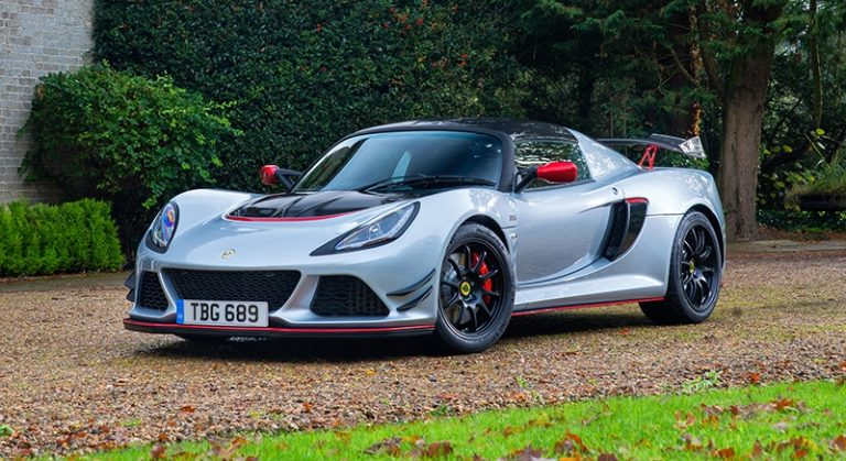Lotus Exige Sport 380: Supercar Killer