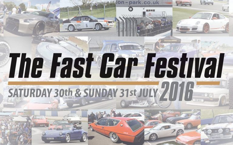 Central Lotus Officially Supporting The Fast Car Festival
