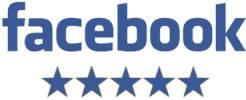 Facebook Reviews Logo -