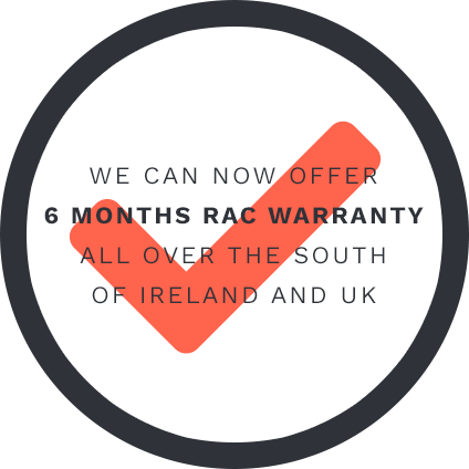 Warranty - AJM Sales Ltd