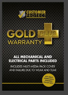 Warranty Gold Plus - Car Station UK
