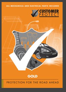 Warranty Gold - Car Station UK