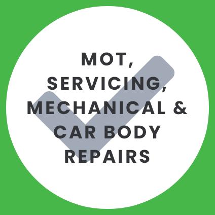 Services - T James Motors