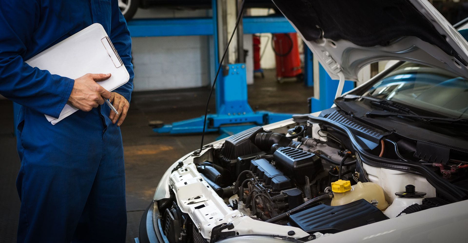 T James Motors Home Page Hero Sevice And Mot Result - T James Motors