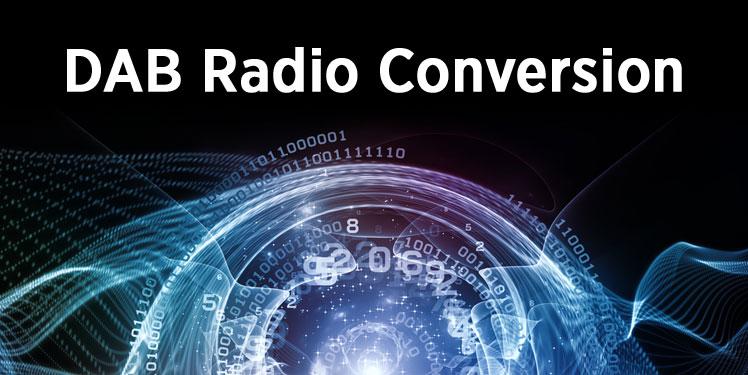 Dab Radio Conversions - Fisher Performance Cars