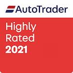 At Highlyrated 2021 Sm - VR Motor Sales