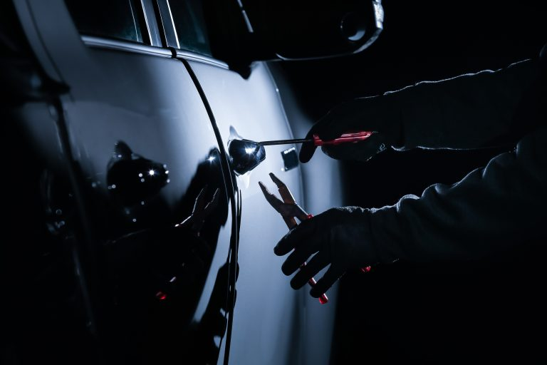 What Are The UK's Most Stolen Cars?